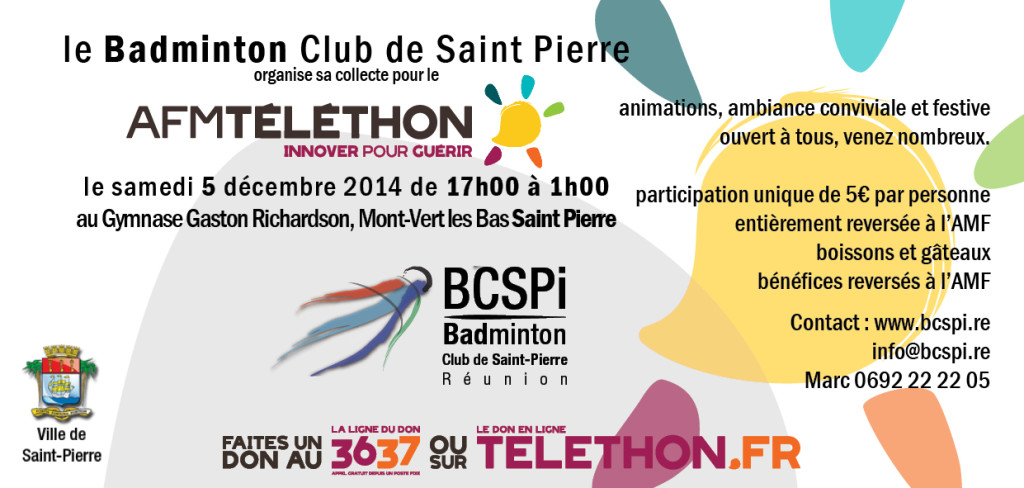 Affiche BCSPi Telethon 2015 WEB2
